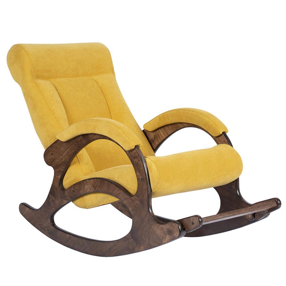 Классические Кресло-качалка Симфония Ткань (Yellow Banana) Simfony-Yellow-Banana-1.jpg