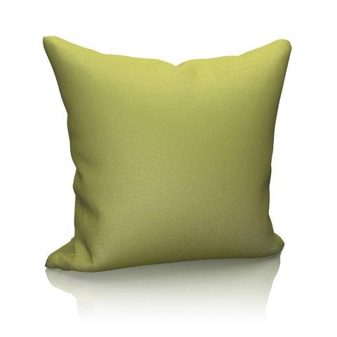 Подушка декоративная блэкаут Монга зеленый