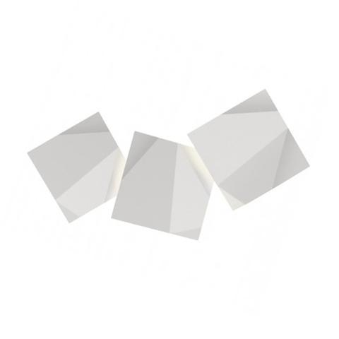 Настенный светильник копия Origami 4506 by Vibia (3 плафона)