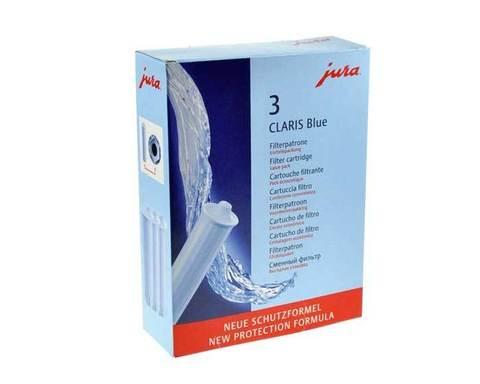 Набор фильтрующих картриджей JURA CLARIS Blue (3 шт.) 71312
