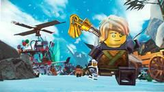 LEGO НИНДЗЯГО Игра по фильму