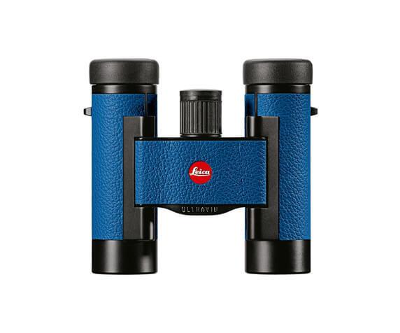 Бинокль Leica Ultravid Colorline 8x20 Capri Blue - фото 1