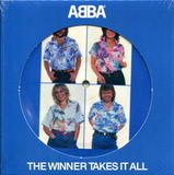 ABBA / The Winner Takes It All + Elaine (Picture Disc)(7' Vinyl Single)