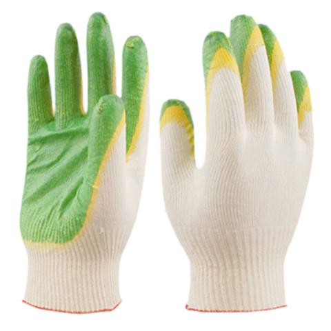 Перчатки с двойным латексным покрытием Стандарт инд.упак.