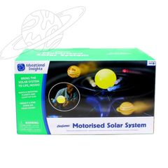Солнечная система 2 в 1 Learning Resources упаковка