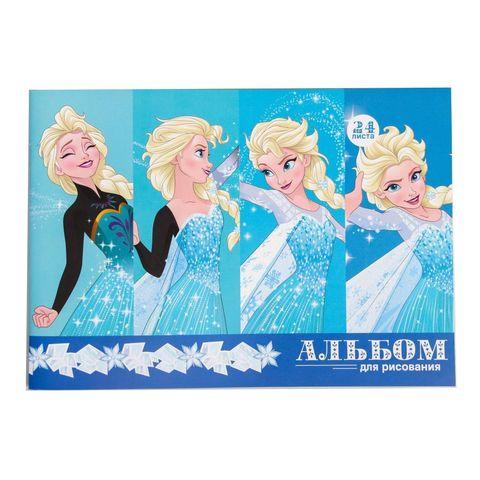 Альбом д/рисования DISNEY Frozen Холодное сердце 24 л А4 4979364