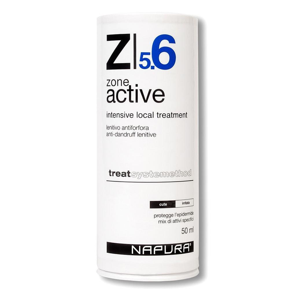 NAPURA Z5.6 Active Pre Крем-сыворотка против перхоти, 50 мл