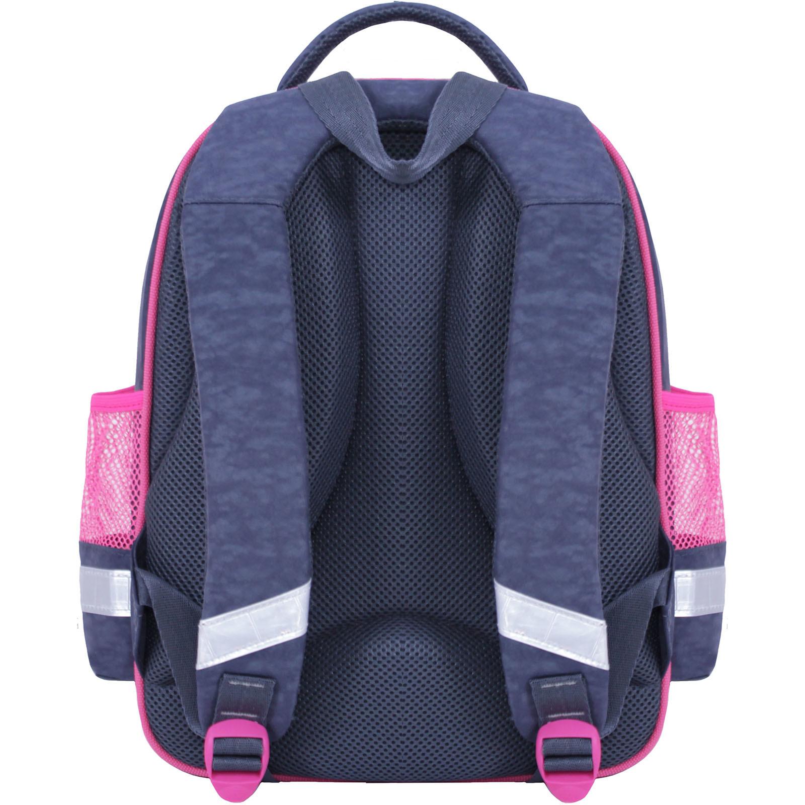 Рюкзак школьный Bagland Mouse 321 серый 204к (0051370) фото 3