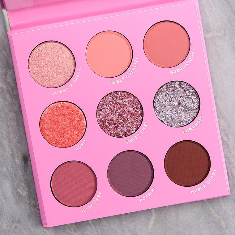ColourPop Candy Button palette