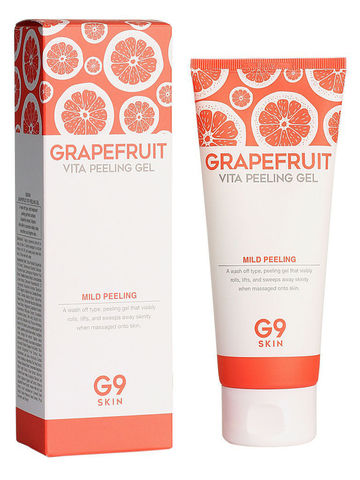 BERRISOM G9 Grapefruit Vita Peeling Gel Пилинг-гель для лица