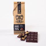 Шоколад Алкион темный, перец чили и семечки тыквы