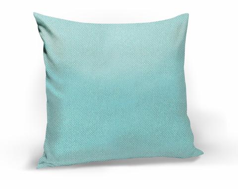 Подушка декоративная Адриана голубой