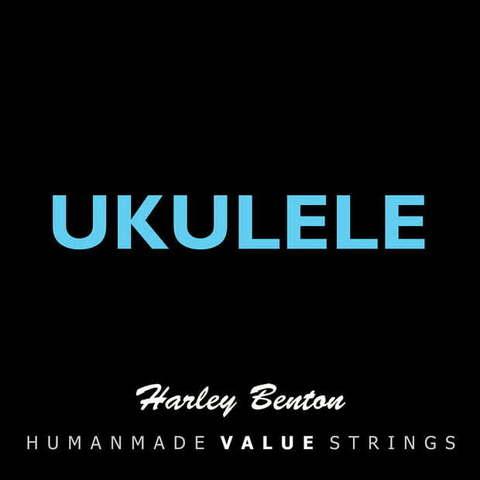 Струны для укулеле Harley Benton Value Strings Ukulele (нейлон)