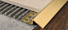 Профили/Пороги Progress Proslider PDOL 08 для напольных покрытий из ламината, паркета, керамогранита, ковролина, линолеума