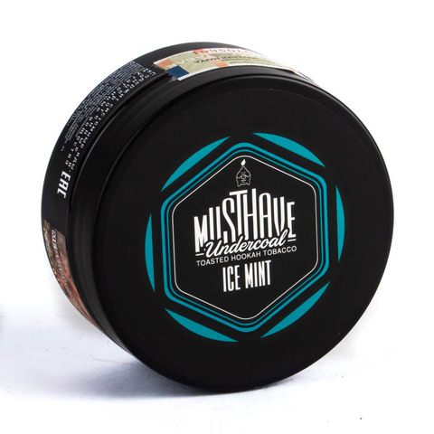 Табак MustHave Ice Mint 125 г