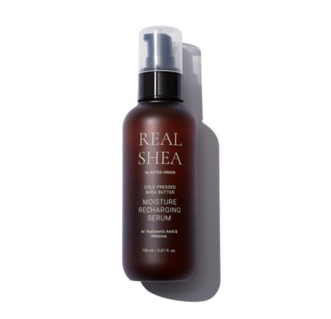 Rated Green Увлажняющая сыворотка для волос с маслом ши REAL SHEA Moisture Recharging Serum