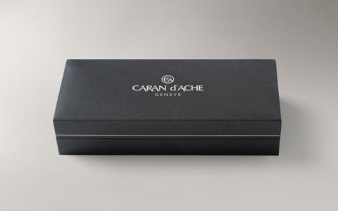 Carandache Ecridor - Mademoiselle PC Clover Charm, шариковая ручка, F