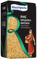 "Рис ""Мистраль"" индика brown 1 кг"