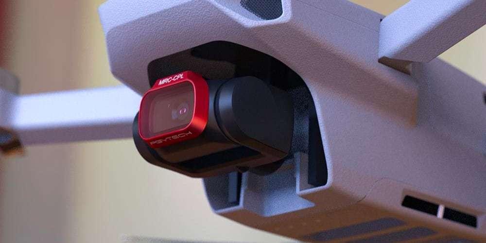 Набор оптических фильтров PgyTech Mavic Mini ND Filtr SET (ND8 ND16 ND32 ND64) (Pro) P-12A-019