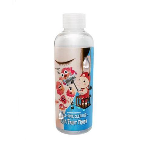 ELIZAVECCA Hell-Pore Пилинг-тоник с фруктовыми кислотами Hell-Pore Clean Up Aha Fruit Toner 200 мл