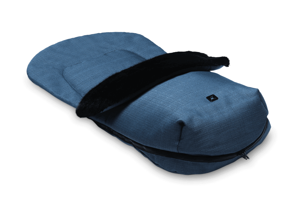 Конверты для коляски Moon Конверт в Коляску Moon Foot Muff Blue Structure (003) 2019 FUSSSACK_68000043-003_STRUCTURE_BLUE-f728974a.png