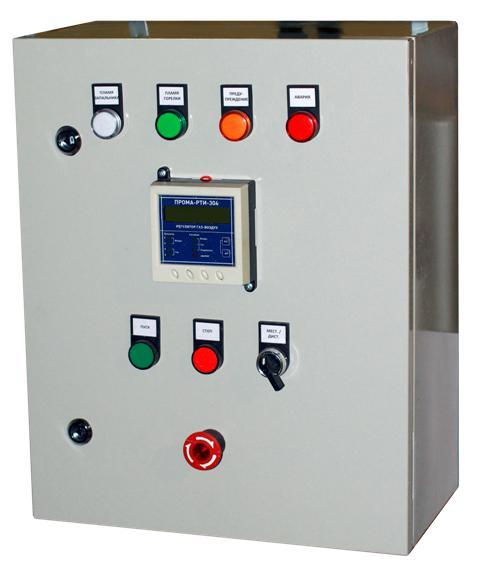 ПРОМА-РТИ-304, регулятор газ-воздух-разрежение