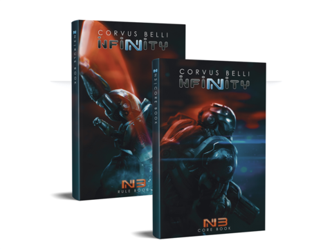 Infinity Core Rulebook 3rd Edition (EN)