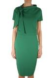 Платье зеленое DSQUARED2