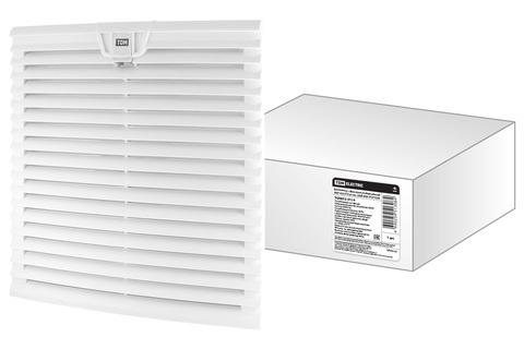 Вентилятор с фильтром универсальный ВФУ 433/373 м3/час 230В 95Вт IP54 TDM