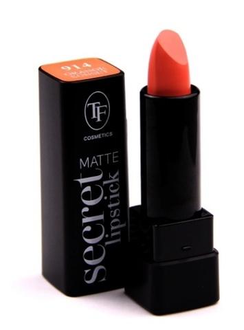 ТФ Пом Matte Secret тон 914 Orange sunset