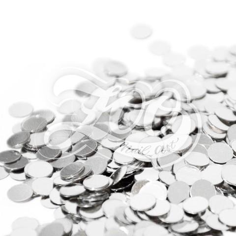 1169 Камифубуки 2 мм серебро 1 г