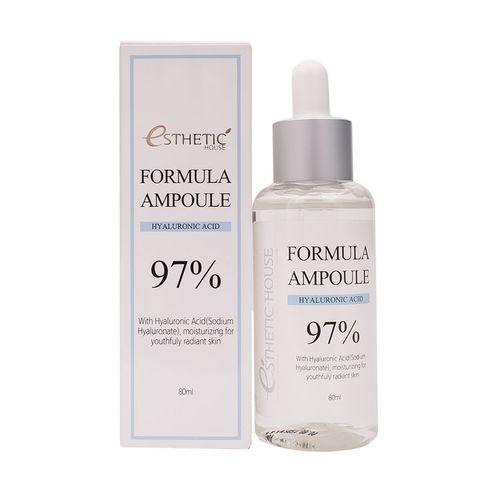 Сыворотка для лица ГИАЛУРОН Formula Ampoule Hyaluronic Acid, 80 мл , ESTHETIC HOUSE