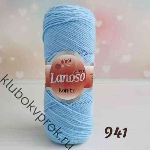 LANOSO BONITO 941, Голубой