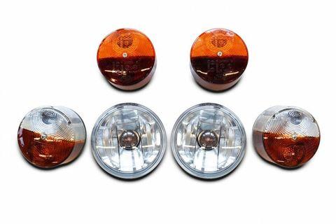 Karcher МК дорожного осветительного оборудования, для KM 150/500 D/4W/LPG и KM 170/600 R