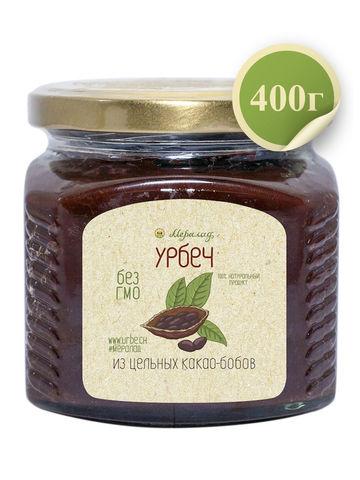 Урбеч из цельных какао-бобов, 230 / 400 г