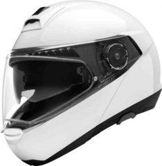 Мотошлем-модуляр Schuberth C4 Pro, белый