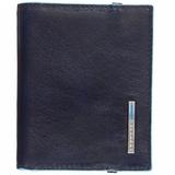 Чехол для кредитных карт Piquadro Blue Square темно-синий кожа (PP1395B2/BLU2)