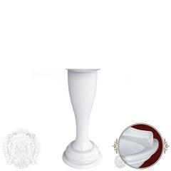Пьедестал для раковины Migliore Milady ML.MLD-25.717.D3.BR тонкий, декор бронза