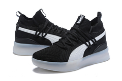 PUMA Clyde Court Disrupt 'Black/White'