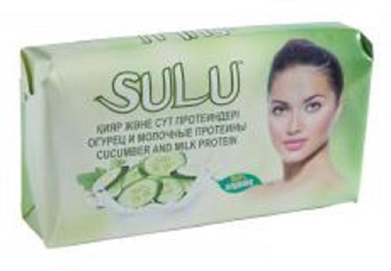 SULU косметическое Огурец и молочные протеины 150 гр.