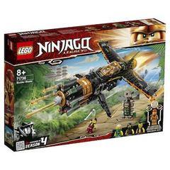 Lego konstruktor Ninjago Boulder Blaster