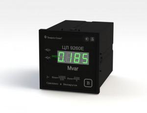 ЦЛ 9260 Преобразователи измерительные цифровые реактивной мощности трехфазного тока