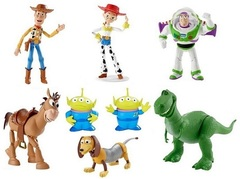 Toy Story Posable Figures