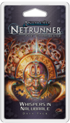Android: Netrunner - Whispers in Nalubaale Data Pack