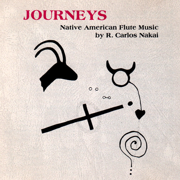 NAKAI, CARLOS: Journeys (Native American Flute Music)