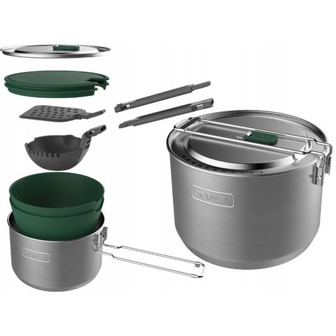 Набор посуды Stanley Adventure (10-01715-017) 9 предметов