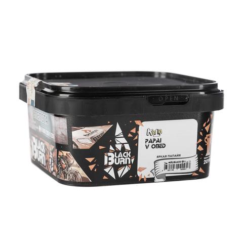 Табак Burn Black Papaya V Obed 200 г