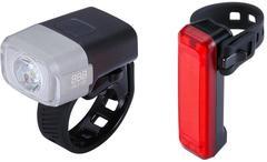 Комплект велофонарей BBB BLS-134 lightset NanoStrike 400 Black