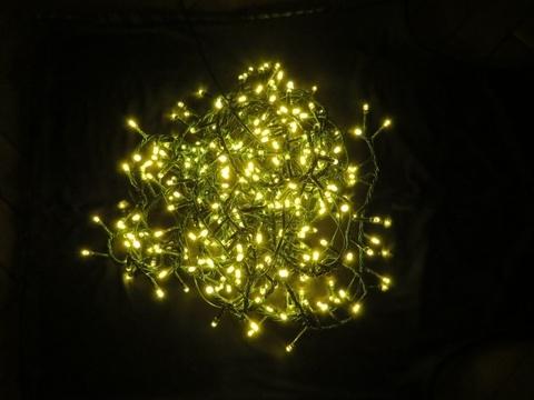 Светодиодная гирлянда Triumph Tree 250 ламп, теплый свет