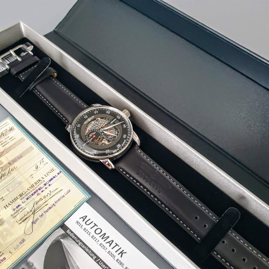 Mужские часы Zeppelin New Captain ́s Line 86642